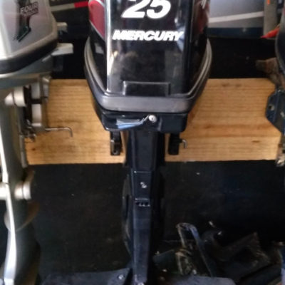 25Hp Mercury Motors Outboard