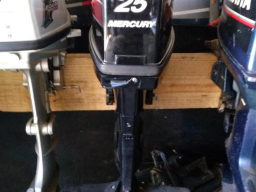 25Hp Mercury Motors Outboard