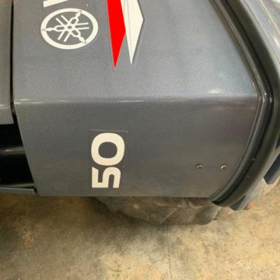 50Hp Yamaha Outboard