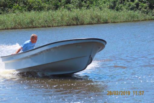 Machette Rowing Boat