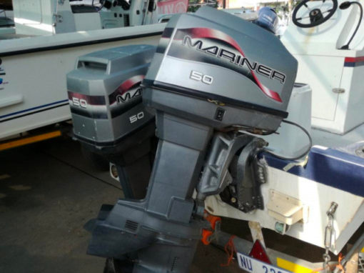 Mariner 50Hp Outboard Engine