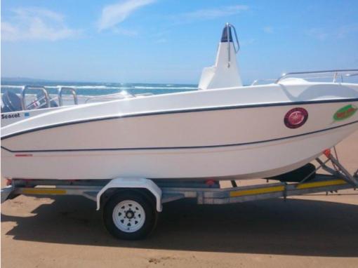 New Sea Cat 510 Blast CC