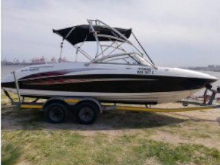 SX230 Yamaha Jet Boat