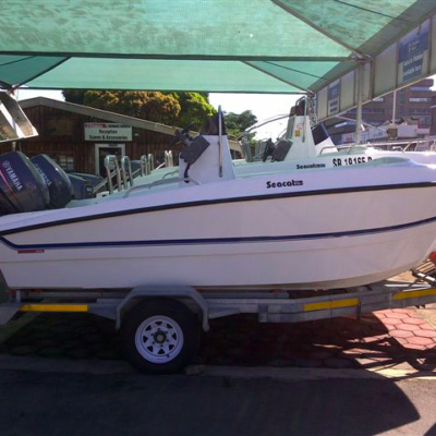 Sea Cat 465CC
