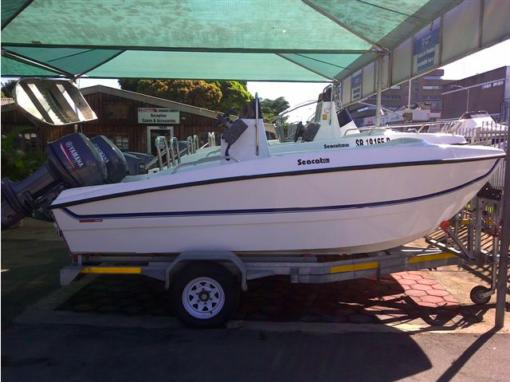 Sea Cat 465CC