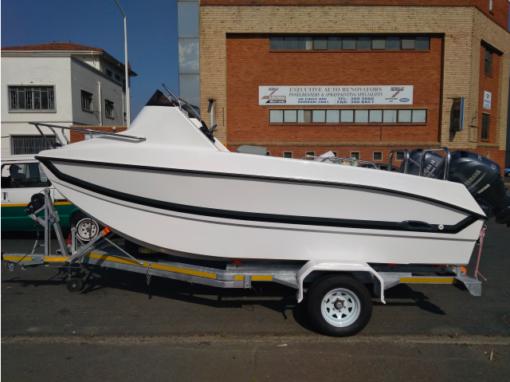 Sea Cat 520FC