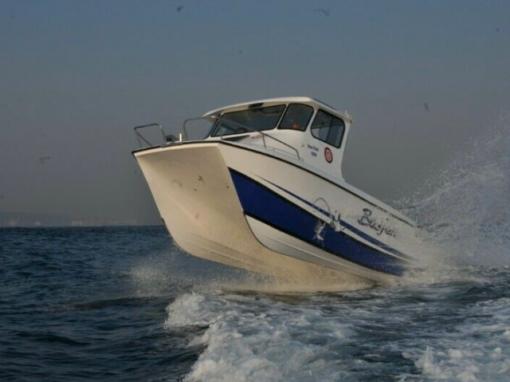 Sea Cat 800 Cabin