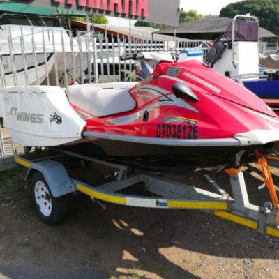 VX1100- Wave-Runner-Jet- Ski