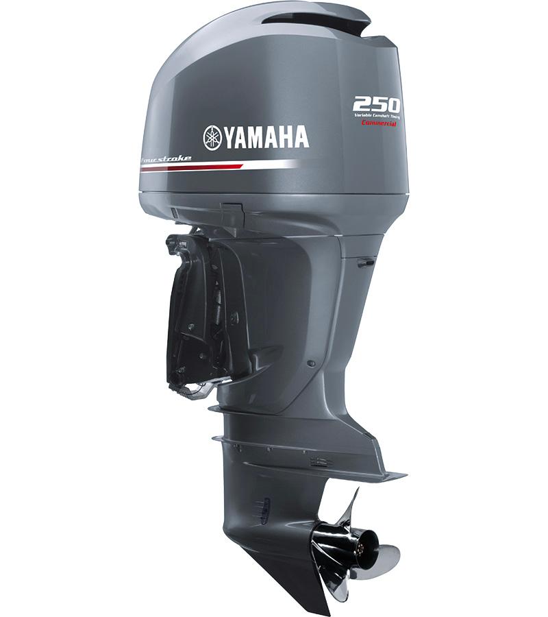 Yamaha 250 Stroke